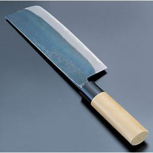 正広 黒打菜切 桜 西型 10762  16.5cm 7-0288-0801 和庖丁(菜切) shokki-pro