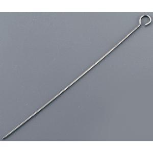 中国製 18-0焼豚用刺し針 大441004 7-0397-0601 フック(キッチン用)|shokki-pro