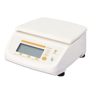 寺岡 防水型デジタル上皿はかり テンポ DS-500N2kg 7-0563-0501 はかり|shokki-pro