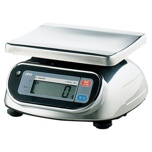 防水・防塵デジタル秤  5kgSL-5000WP 7-0564-0103 はかり|shokki-pro
