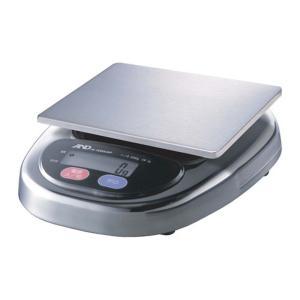 A&D防水デジタルはかり  HL-3000LWP 7-0564-0301 はかり|shokki-pro