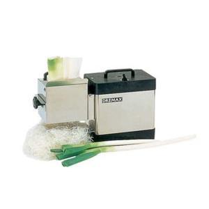 電動白髪ネギシュレッダー白雪姫  DX-88P刃物ブロック1.5mm 7-0628-0301 野菜調理機 (TKG17-0628) shokki-pro