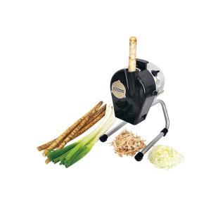 ささがきスライサーミニ DX-55 7-0631-0301 野菜調理機 (TKG17-0631)|shokki-pro