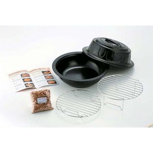ニューセラミックス お手軽燻製鍋 TSP/PN-31D 7-0726-0601 スモークマシン|shokki-pro