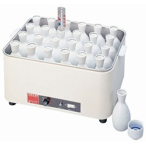 TAIJI タイジ 電気式燗どうこ HS-120 (どうこ仕様) 7-0790-1101 酒燗器 (TKG17-0790) shokki-pro