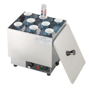 TAIJI タイジ 電気式燗どうこ HS-8N 7-0790-1201 酒燗器 (TKG17-0790) shokki-pro