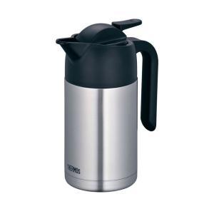 THERMOS サーモス ステンレスポット THW-700(0.7L) 7-0830-1201 ポット(魔法瓶) (TKG17-0830)|shokki-pro