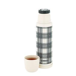 エジンバラ サーモスボトル500  クリーム 7-0834-0702 ステンレスボトル|shokki-pro