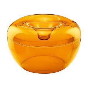 guzzini グッチーニ ビスケットボール 2125.0145 オレンジ 7-1063-0703 食品保存容器|shokki-pro