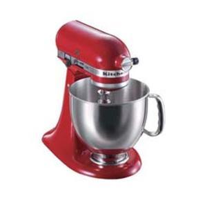 KitchenAid キッチンエイドスタンドミキサー KSM150EREレッド 7-1093-0201 卓上型ミキサー|shokki-pro