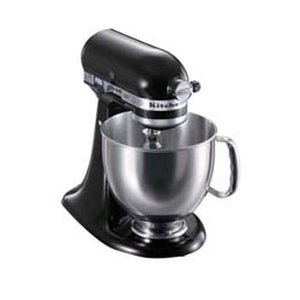 KitchenAid キッチンエイドスタンドミキサー KSM150OBOブラック 7-1093-0301 卓上型ミキサー|shokki-pro