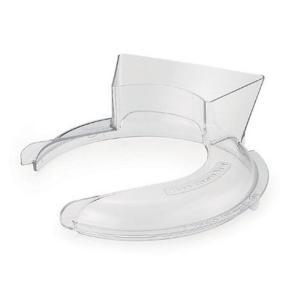 KitchenAid キッチンエイドミキサー用アタッチメント 流し込シールド(共通) 7-1093-0501 卓上型ミキサー|shokki-pro