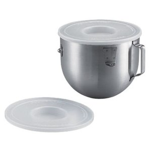 KitchenAid キッチンエイドミキサー用ボールカバー (2枚1組)KSM5用 7-1093-0701 卓上型ミキサー|shokki-pro