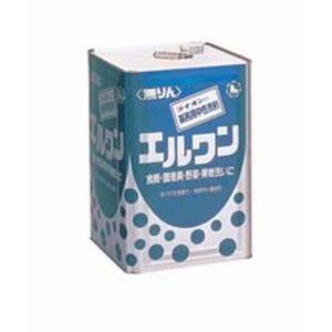 LION ライオン 中性洗剤 エルワン  18l 7-1235-0301 洗剤(キッチン用) (TKG17-1235)|shokki-pro
