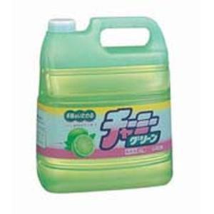 中性洗剤 チャーミー グリーン 4l 7-1235-0401 洗剤(キッチン用) (TKG17-1235)|shokki-pro
