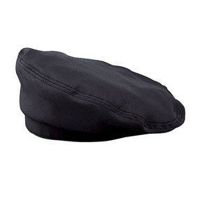 ベレー帽 EA-5353(黒) 7-1411-0703 帽子 shokki-pro