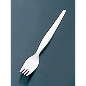 ピクニックフォーク(スチロール) 小 7-1463-2902 使い捨てスプーン・フォーク|shokki-pro