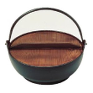 (S)電磁用 みやま鍋 16cm 7-1511-0701 田舎鍋|shokki-pro