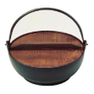 (S)電磁用 みやま鍋 24cm 7-1511-0704 田舎鍋|shokki-pro