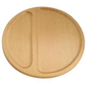 ビュッフェプレート(天然木) ma-2718ハーフ 7-1514-0901 食器(ビュッフェ用) (TKG17-1514)|shokki-pro