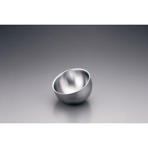 ドンナム ダブルウォール アングルボール 18cm 7-1545-0101 サラダボール (TKG17-1545) shokki-pro