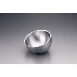 ドンナム ダブルウォール アングルボール 24cm 7-1545-0102 サラダボール (TKG17-1545) shokki-pro