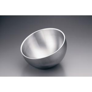 ドンナム ダブルウォール アングルボール 30cm 7-1545-0103 サラダボール (TKG17-1545) shokki-pro