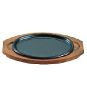アサヒ ステーキ皿 A103 新小判 7-1735-1401 ステーキ皿|shokki-pro