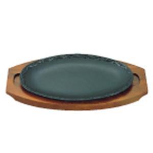 アサヒ ステーキ皿 A104 唐草 7-1735-1501 ステーキ皿|shokki-pro