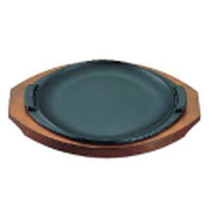 アサヒ ステーキ皿 A110 新型丸 7-1736-0201 ステーキ皿|shokki-pro