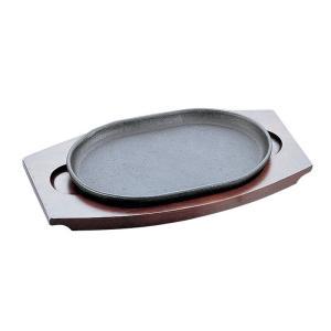 アサヒ パワープレート大判 A-136 7-1736-1701 ステーキ皿|shokki-pro