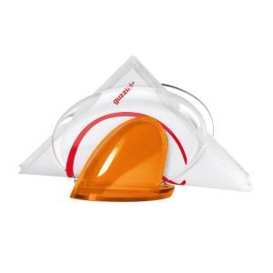 guzzini グッチーニ テーブルナフキンホルダー 2243.0045オレンジ 7-1790-0202 ペーパーホルダー (TKG17-1790)|shokki-pro