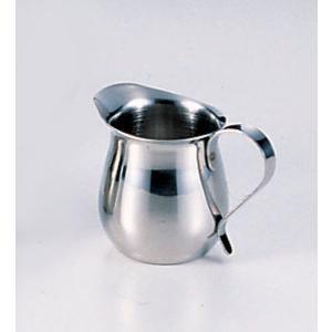 SA18-8 ペリカン型クリーマー 大(230cc) 7-1853-1401 ピッチャー(ミルク用)|shokki-pro