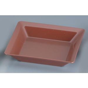 カプセルボックス 本体 海老茶(えびちゃ) 7-2066-0103 弁当容器 shokki-pro