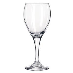 Libbey リビー ティアドロップ ホワイトワイン No.3965(6ヶ入) (280円/個) 7-2116-1501 ワイングラス(白) (TKG17-2116)|shokki-pro