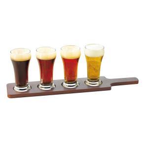 Libbey リビー クラフトビール飲み比べセット 16YS4  (3360円/個) 7-2138-0301 ビールグラス (TKG17-2138)|shokki-pro