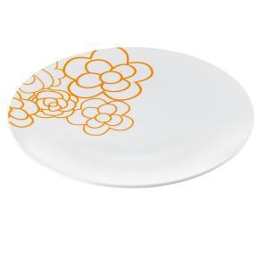 guzzini グッチーニ ラウンドディッシュ スープ 2007.0145オレンジ 7-2260-0602 洋食器 (TKG17-2260)|shokki-pro