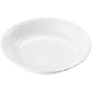 高強度磁器 ホワイト  WH-010小皿 7-2344-0201 給食用食器 shokki-pro