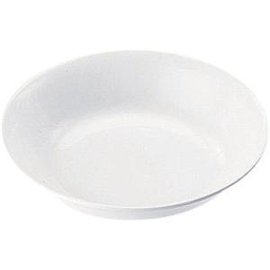 高強度磁器 ホワイト  WH-015フルーツ皿 7-2344-0901 給食用食器 shokki-pro