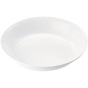 高強度磁器 ホワイト  WH-0297.5スープ 7-2344-1301 給食用食器 shokki-pro