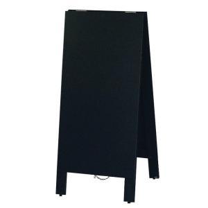 チョーク用 木製スタンド黒板 ミニタイプ TBD83-1 7-2429-0901 メニュースタンド shokki-pro