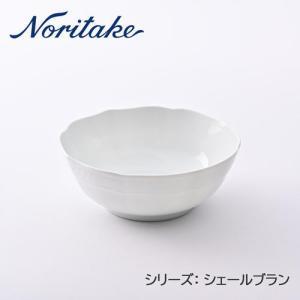 [noritake17-14] シェール ブラン 13cmボウル 94806/1655|shokki-pro