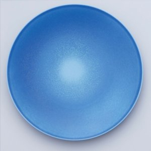 [noritake17-21] オリッジ 28cmクーププレート(青) 94921/10-589|shokki-pro