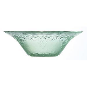 [NC5-179] フィオーナ 15.5cmボール グリーン●6個入(660円/個)|shokki-pro