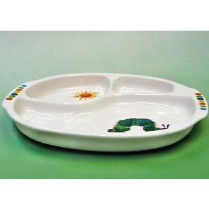 はらぺこあおむし子ども食器◆23cmランチ皿|shokki|02