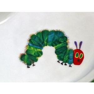 はらぺこあおむし子ども食器◆23cmランチ皿|shokki|03