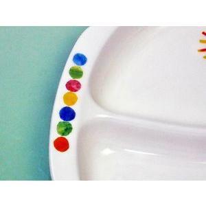 はらぺこあおむし子ども食器◆23cmランチ皿|shokki|04