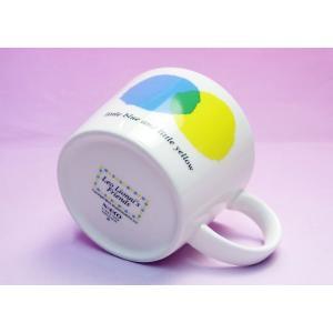 《在庫限り》レオ・レオニの食器◆小さめマグカップ『あおくんときいろちゃん』|shokki|04