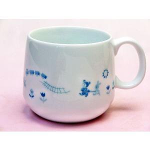 子供マグカップ◆ノリタケライトステップ(プリマデュラ)|shokki