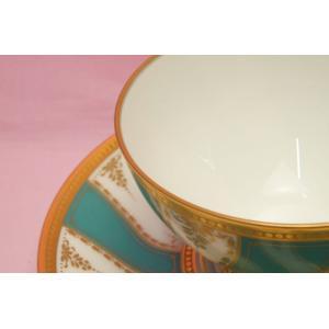 ノリタケ・ダイヤモンドコレクション #5730 ロイヤルファミリー 碗皿 shokki 02